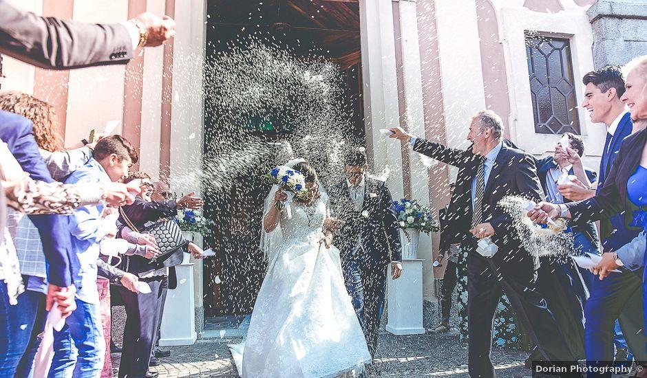 Il matrimonio di Daniel e Chiara a Cressa, Novara