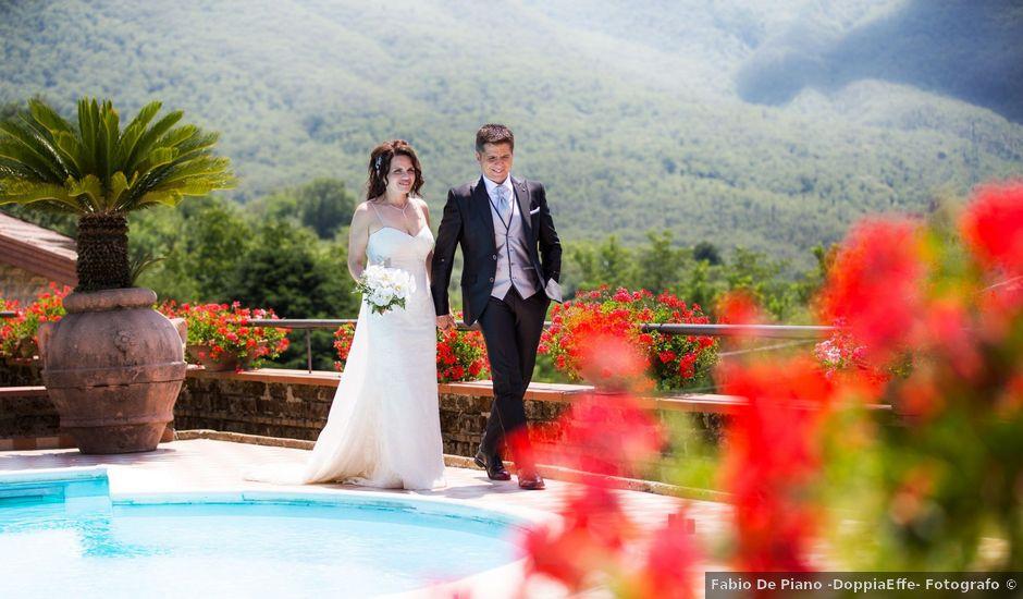 Il matrimonio di Paolo e Luigia a Roccapiemonte, Salerno