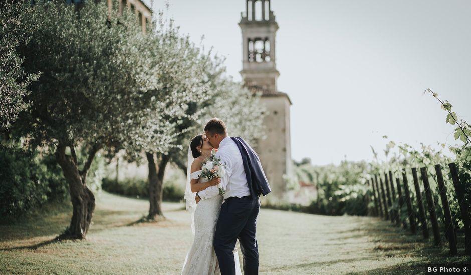 Il matrimonio di Francesca e Tomasz a Gessopalena, Chieti