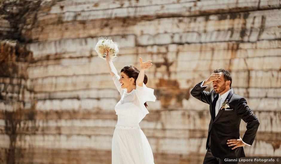 Il matrimonio di Alessandro e Elisabetta a Apricena, Foggia