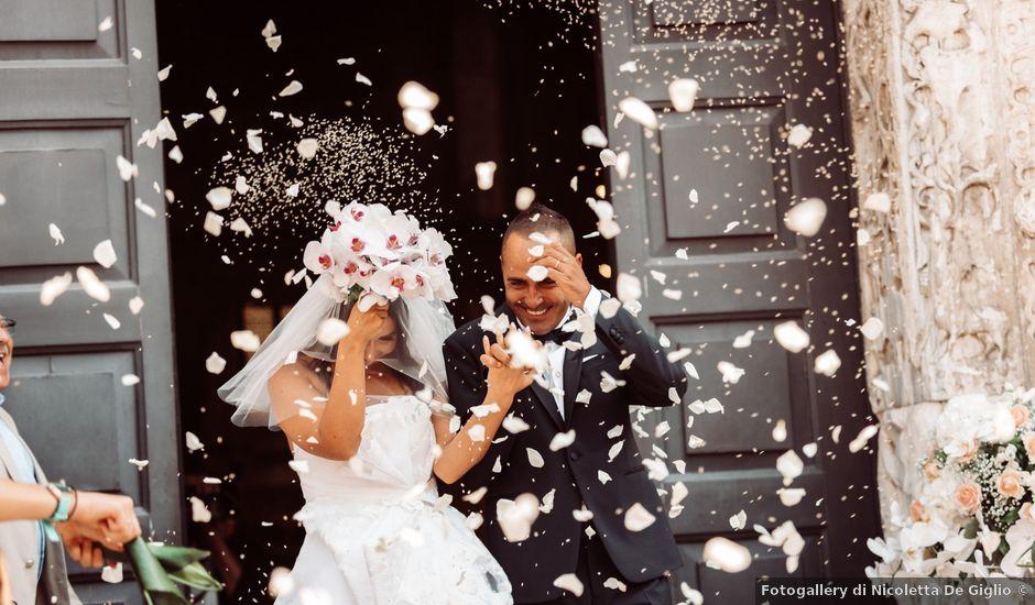 Il matrimonio di Michele e Flavia a Terlizzi, Bari