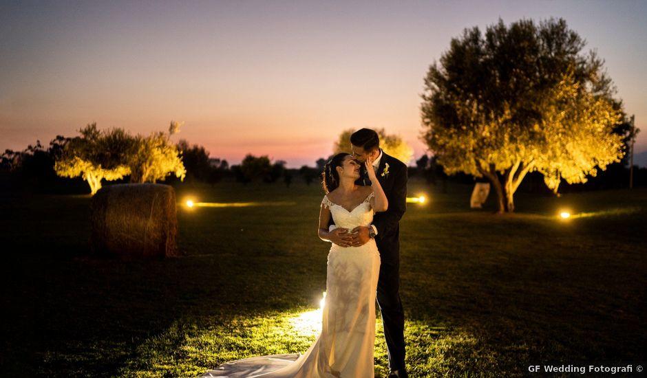 Il matrimonio di Martina e Giovanni a Napoli, Napoli