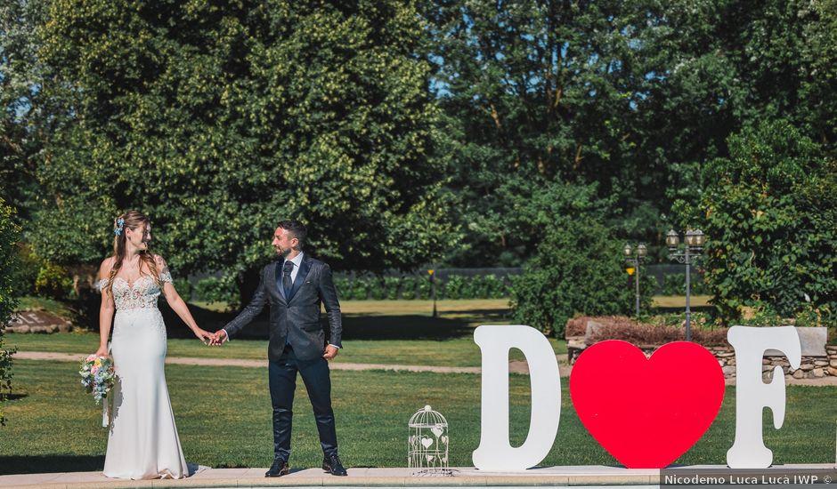 Il matrimonio di Fabio e Debora a Fontaneto d'Agogna, Novara