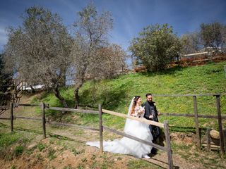 Le nozze di Pamela e Daniele