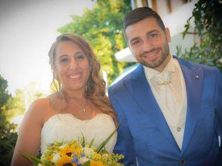 Le nozze di Michele e Cristina