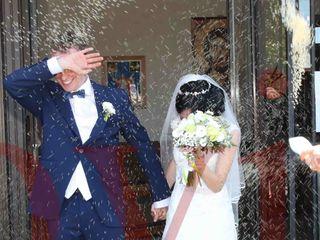 Le nozze di Serena e Mattia 1