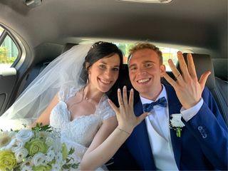 Le nozze di Serena e Mattia