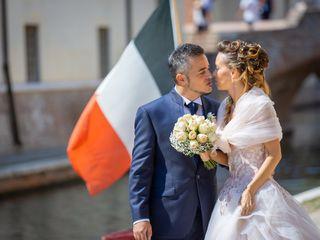 Le nozze di Oriana e Lorenzo