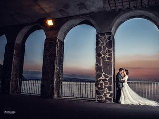 le nozze di Simone  e Cristina Lea 1