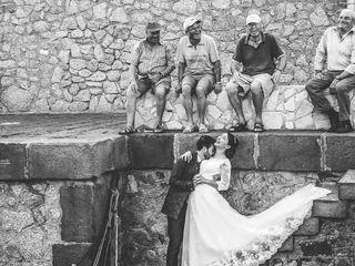 le nozze di Simone  e Cristina Lea 2