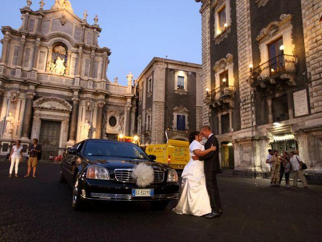 Il matrimonio di Gaspare e Tonia  a Militello in Val di Catania, Catania 2