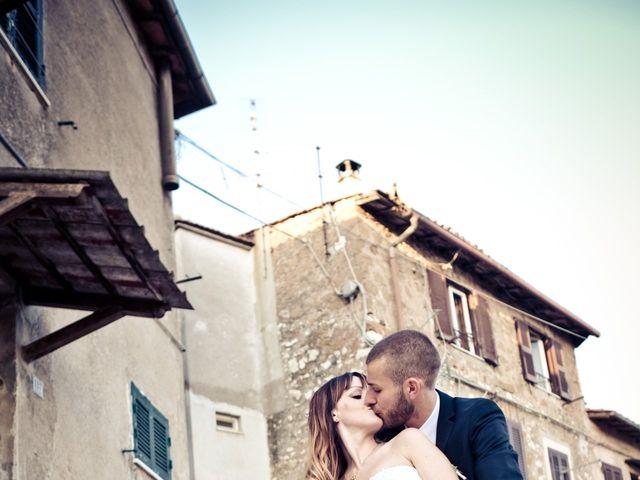 Il matrimonio di Damiano e Martina a Roma, Roma 12