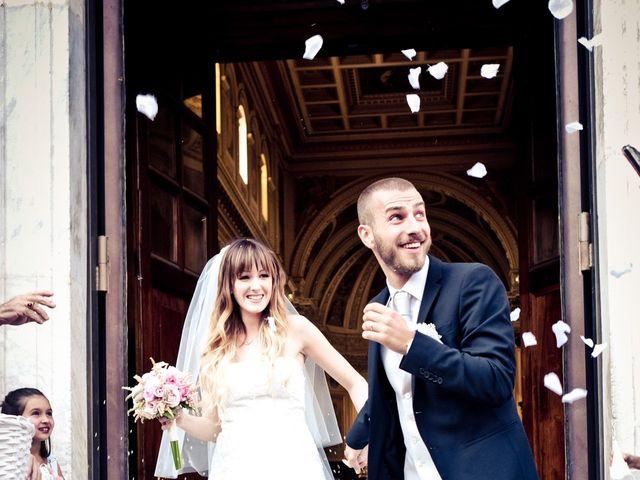 Il matrimonio di Damiano e Martina a Roma, Roma 15