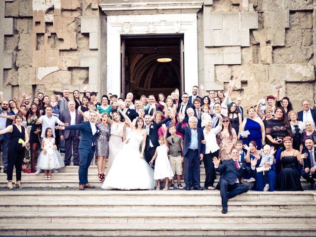 Il matrimonio di Damiano e Martina a Roma, Roma 16