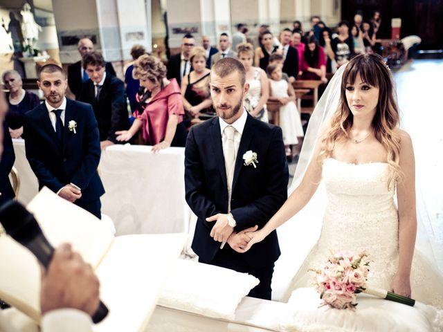 Il matrimonio di Damiano e Martina a Roma, Roma 20