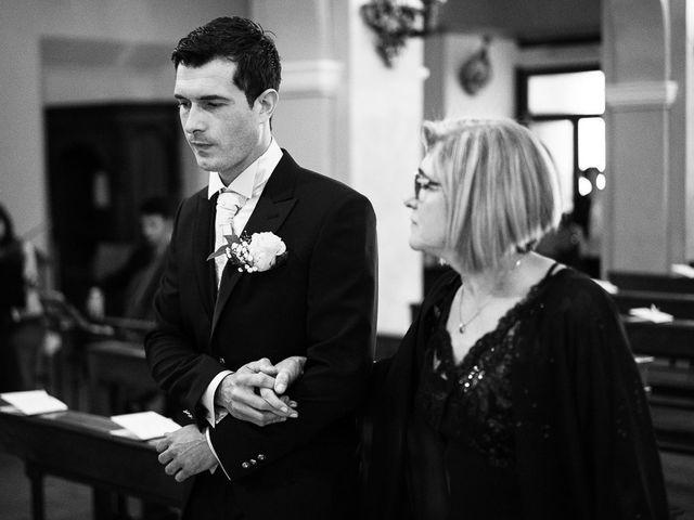 Il matrimonio di Cristian e Elena a Sissa, Parma 17