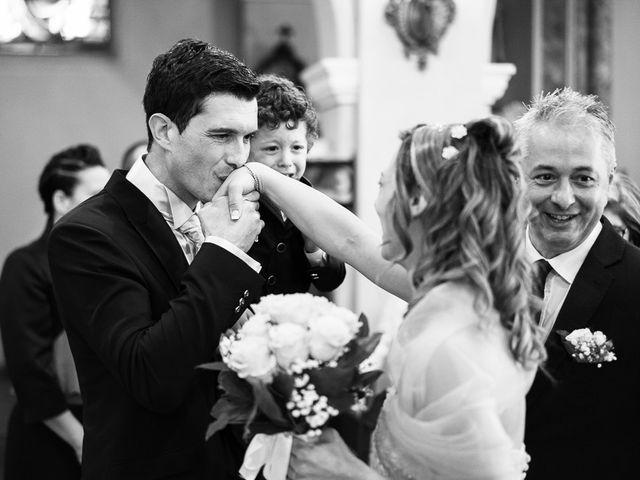 Il matrimonio di Cristian e Elena a Sissa, Parma 25