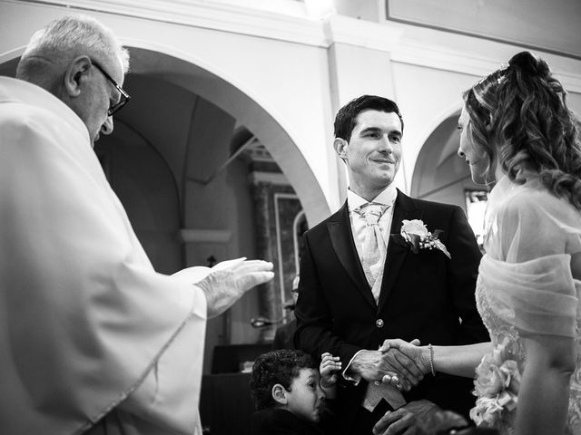 Il matrimonio di Cristian e Elena a Sissa, Parma 27
