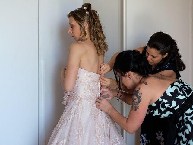 Il matrimonio di Cristian e Elena a Sissa, Parma 35