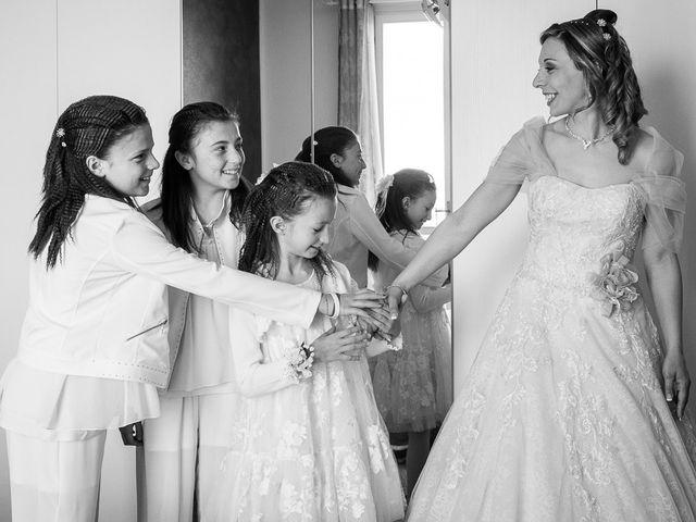 Il matrimonio di Cristian e Elena a Sissa, Parma 43