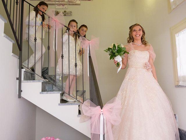 Il matrimonio di Cristian e Elena a Sissa, Parma 45