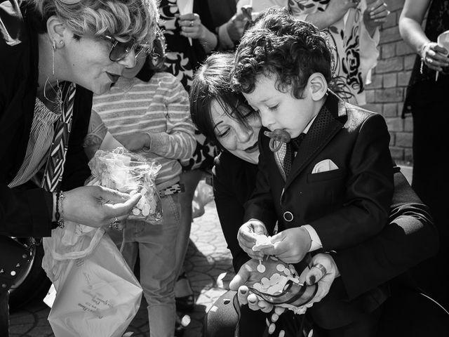 Il matrimonio di Cristian e Elena a Sissa, Parma 46