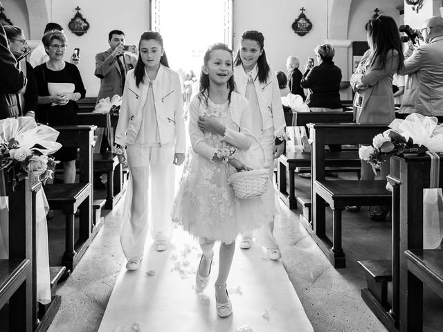 Il matrimonio di Cristian e Elena a Sissa, Parma 57
