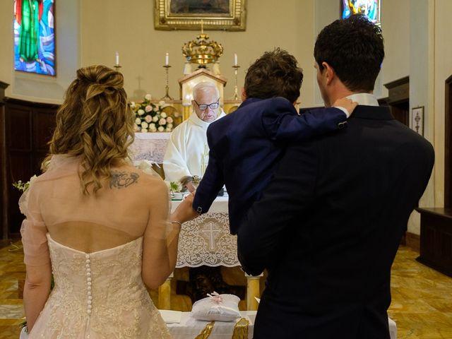 Il matrimonio di Cristian e Elena a Sissa, Parma 30