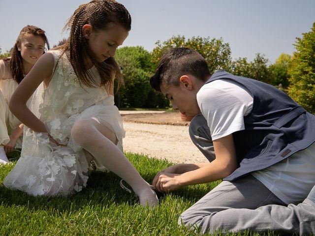 Il matrimonio di Cristian e Elena a Sissa, Parma 50