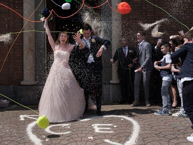 Il matrimonio di Cristian e Elena a Sissa, Parma 44