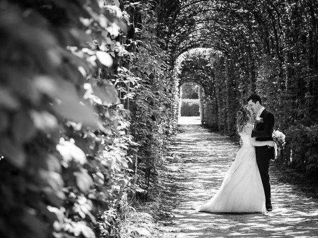 Il matrimonio di Cristian e Elena a Sissa, Parma 56