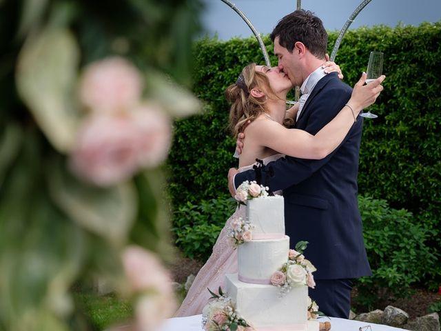 Il matrimonio di Cristian e Elena a Sissa, Parma 105