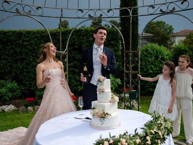 Il matrimonio di Cristian e Elena a Sissa, Parma 104