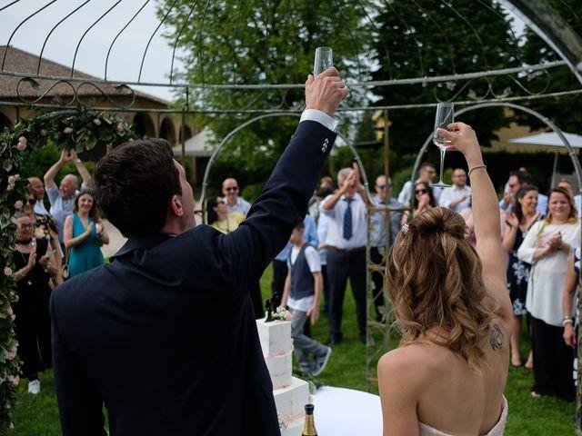 Il matrimonio di Cristian e Elena a Sissa, Parma 106
