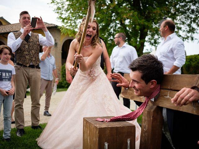 Il matrimonio di Cristian e Elena a Sissa, Parma 108