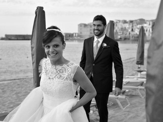 Il matrimonio di Roberto e Irene a Cefalù, Palermo 47