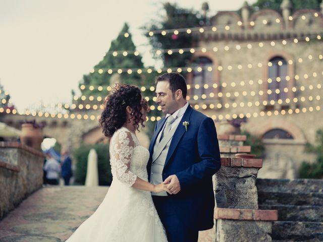 le nozze di Daniela e Walter
