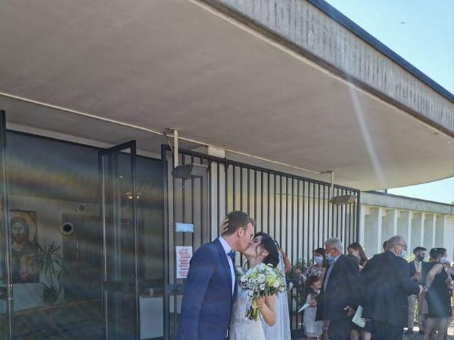 Il matrimonio di Mattia e Serena a Lonate Pozzolo, Varese 3