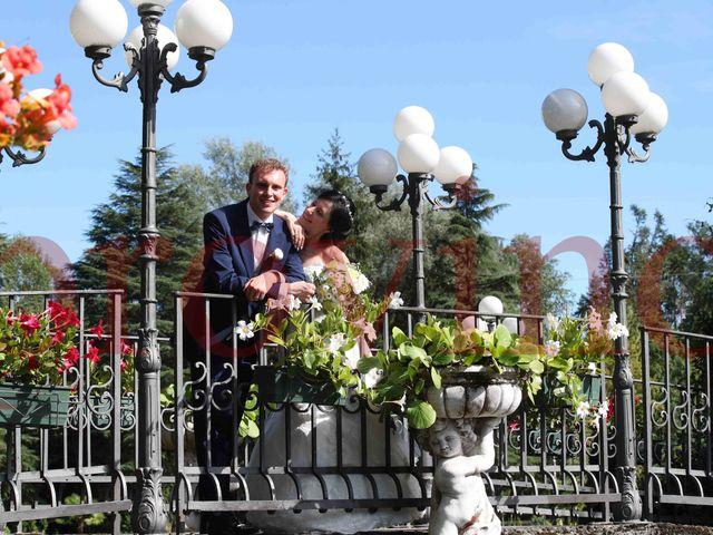 Il matrimonio di Mattia e Serena a Lonate Pozzolo, Varese 2