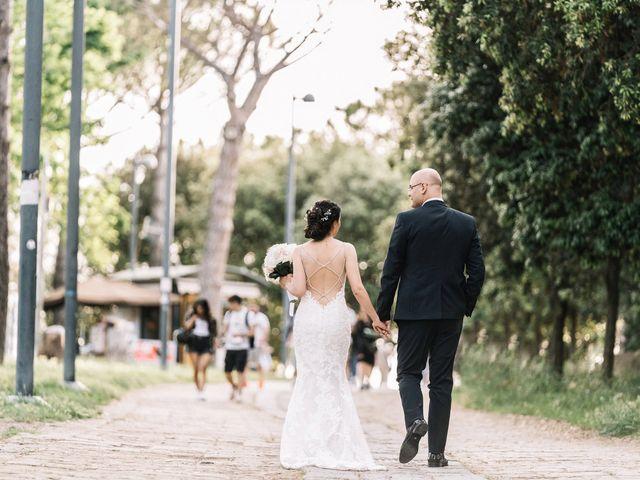 Il matrimonio di Lucrezia e Antonio a Napoli, Napoli 20
