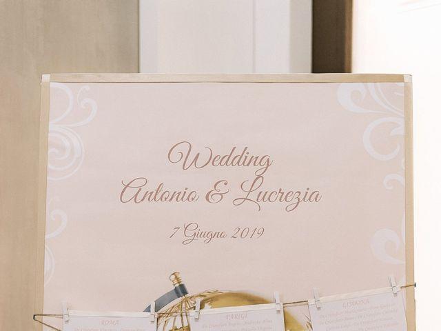 Il matrimonio di Lucrezia e Antonio a Napoli, Napoli 32