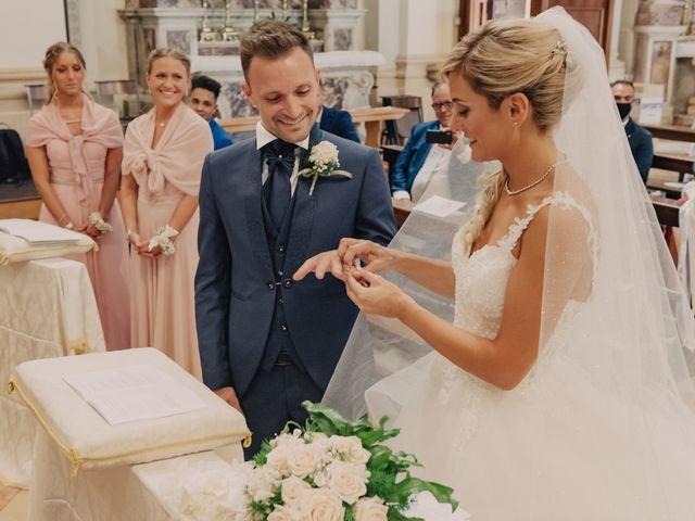Il matrimonio di Ilenia e Stefano a Brugine, Padova 15
