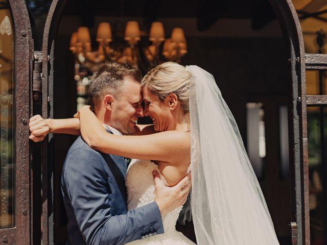 Le nozze di Stefano e Ilenia