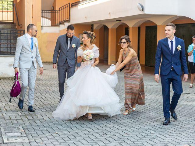 Il matrimonio di Lorenzo e Oriana a Comacchio, Ferrara 29