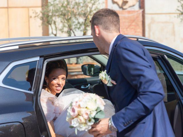 Il matrimonio di Lorenzo e Oriana a Comacchio, Ferrara 32