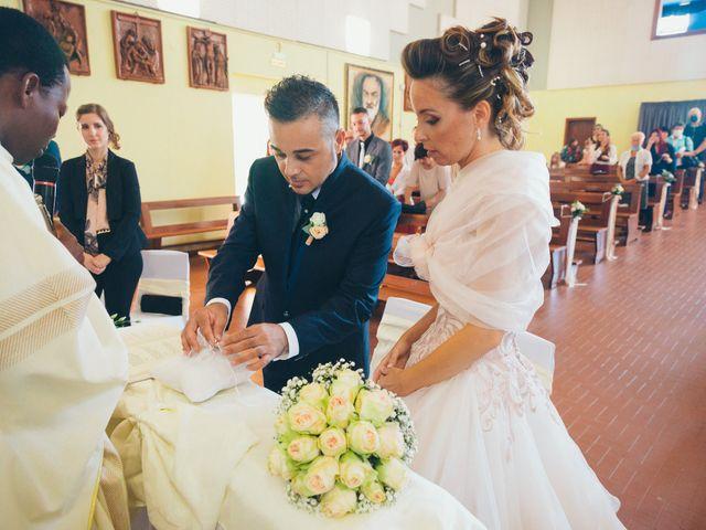 Il matrimonio di Lorenzo e Oriana a Comacchio, Ferrara 50
