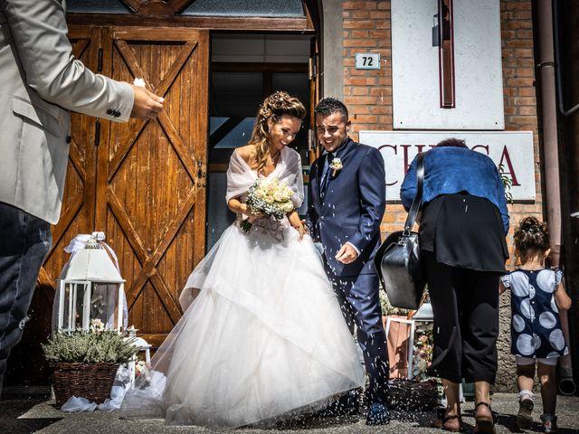 Il matrimonio di Lorenzo e Oriana a Comacchio, Ferrara 53
