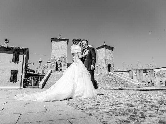Il matrimonio di Lorenzo e Oriana a Comacchio, Ferrara 57