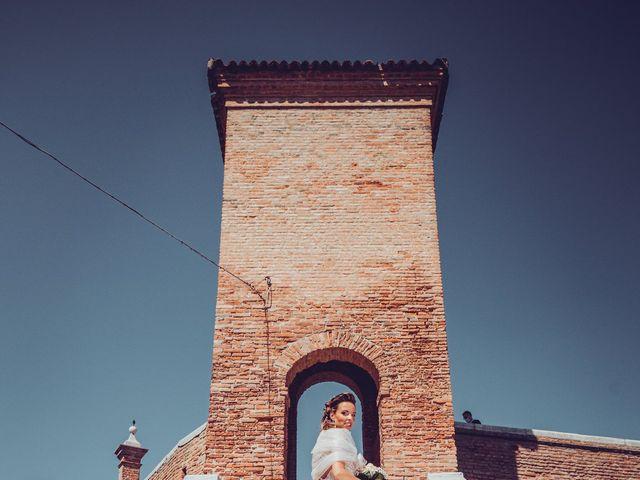 Il matrimonio di Lorenzo e Oriana a Comacchio, Ferrara 58
