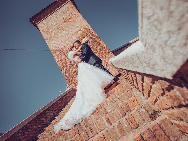 Il matrimonio di Lorenzo e Oriana a Comacchio, Ferrara 59